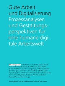 Reader Gute Arbeit und Digitalisierung